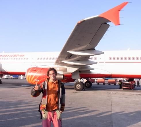 Auf gehts nach Indien